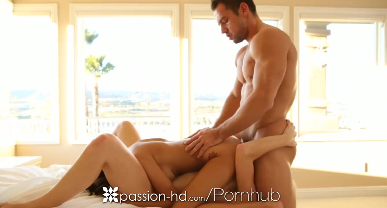 HD Passion-HD - Janice and Taylor play with dildo before threesome