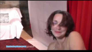 Busty czech MILF does sensual lapdance natural milf wife teasing big-tits amateur mom cougar striptease big-boobs lapdance amateurlapdancer pov dance busty czech
