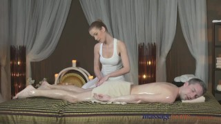 Massage Rooms Shaved nympho girl gets a good hard fucking  female orgasms babe small tits big dick massage sensual handjob uncut czech massagerooms european orgasm oral sex female friendly