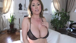Kianna Dior - Sheer Bra Titfuck  point of view big tits tease asian canadian big dick brunette pov tittyfuck big boobs tittyfuck titty fuck titty fuck pov foreplay tit fuck