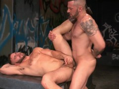 Versatile Studs Hardcore Ass Fucking with Nick Sterling & Tyler Wolf