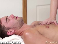 SweetSinner Casey Calvert fucks Hard Massage Client