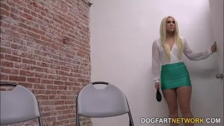 Brooke Summers cheats on her boyfriend at a gloryhole  interracial hardcore dogfartnetwork pornstars brooke summers hd videos big cock creampie small tits blonde