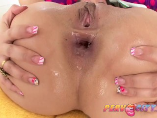 PervCity Jaiden Lee Juicy Anal Asian