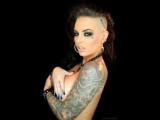 Christy Mack porn music copilation Guns N Roses Paradise City