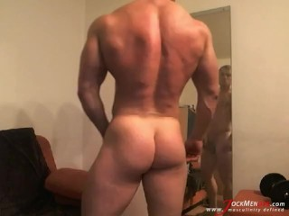 Beefy MuscleHunk