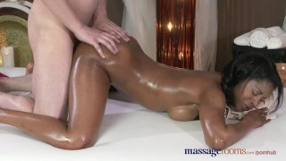 Massage Rooms Dark skinned goddess squirts from hardcore fucking ebony massagerooms sensual oral sex hardcore female friendly british fingering shaved orgasm english erotic female orgasms natural tits missionary massage oiled