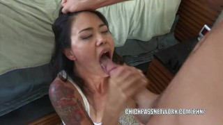 Exotic MILF Dana Vespoli is taking it in the ass hardcore milf mature chickpassnetwork asian blowjob fucking rimming cumshot tattoo small-tits anal big-dick skinny exotic oral facial ass-fucking