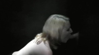Real Amateur Gloryhole sucking cock riding cwith massive load of cum  big ass reverse cowgirl glory hole fetish cum on pussy gloryhole fuck booty blowjob blonde cock sucking tattoos big boobs mini skit riding gloryhole amateur gloryhole blowjob