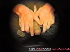 Nasty Vintage Anonymous Gloryhole BJ - CLUB MANDOM 1 (1990)