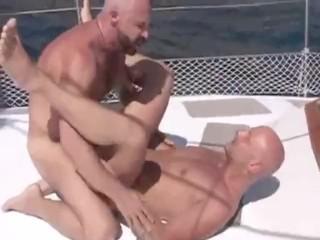 Outdoor Orgy