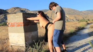 Daisy Dabs takes a walk to get fucked