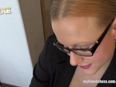 BlondeHexe – Die geile Hex mit Lust auf Sex