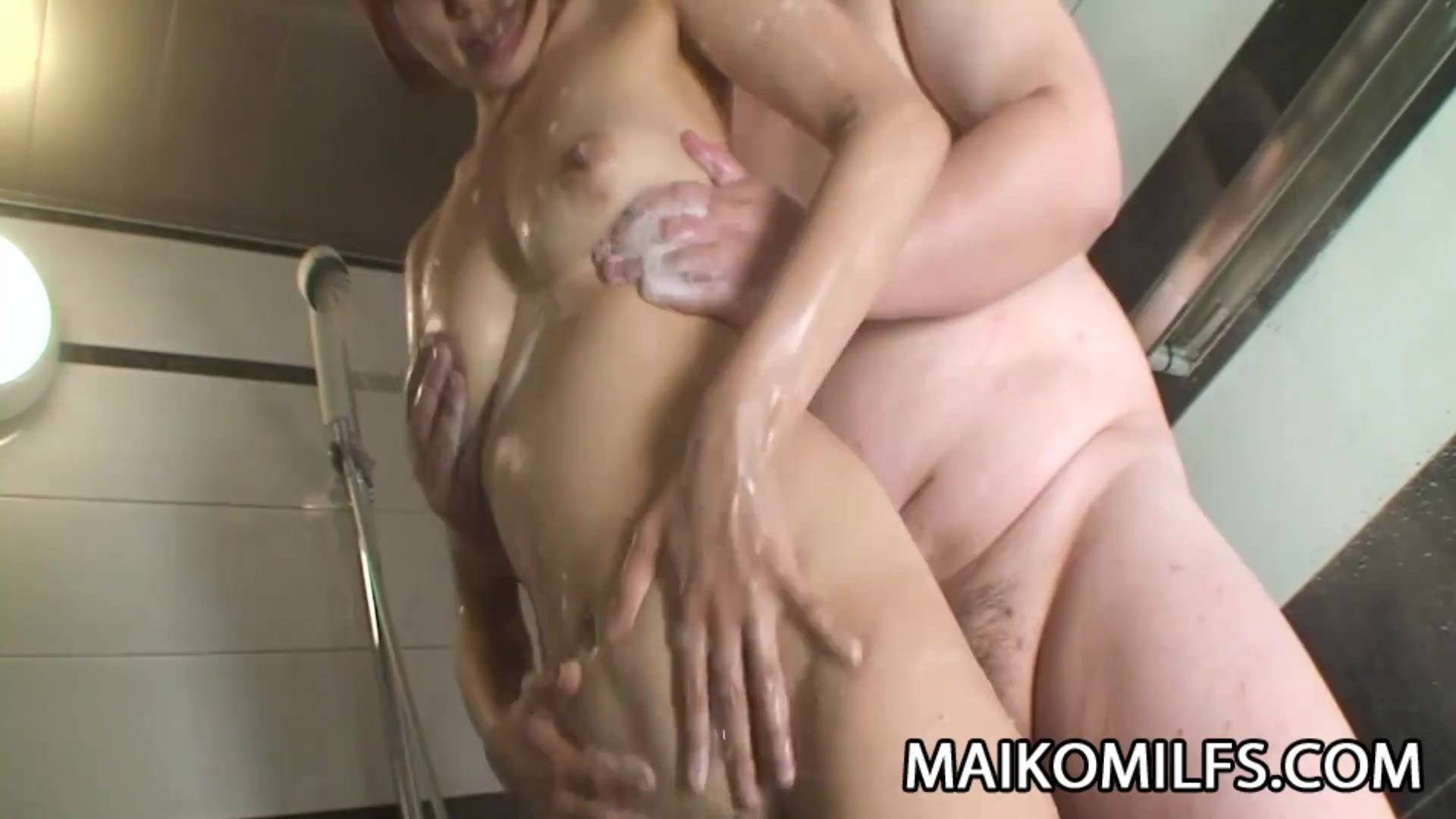 image Asami usui skinny jav milf fucked and facialized