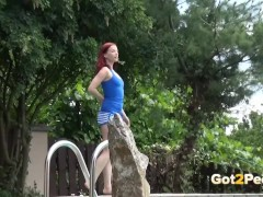 Got2Pee – Peeing In Public Compilation 006