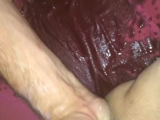Wife squirt part 1