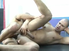 Muscular BeefCakes Gym Fornication