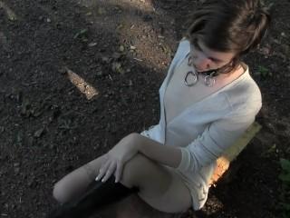 FemDom Stocking - Foot Tease Joi/Pov/Cei