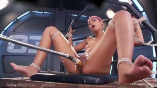 Skin Diamond Squirts On Dildo Machines ebony dildo toys piercing strip tease masturbation fuckingmachines kink masturbate squirting tattoo pussy bondage orgasm tattoos fetish nerd fuck machine moan