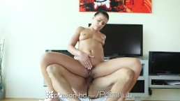 Passion-HD - Adriana Chechik begs for guys dick in her ass