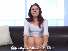 CastingCouch-X – Small town Ashlynn Molloy is curious to fuck on camera