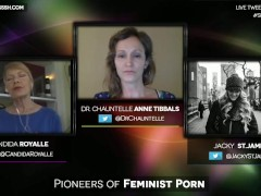 ROYALLE, ST. JAMES CONFRONT CONTROVERSY IN 'PIONEERS OF FEMINIST PORN
