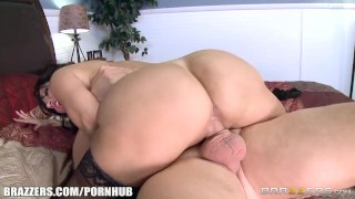 Brazzers - Tara Holiday gets fucked by son in law  ass pounded deep throat milf big tits raw mom blowjob big boobs cock sucking chilean mother brunette brazzers oral mother in law big dick
