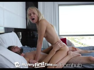 MyVeryFirstTime - New uncensored version - Sierra Nevadah first time anal