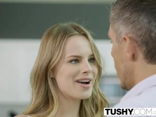 TUSHY Hot Young Model Jillian Janson Fucked in the Ass!