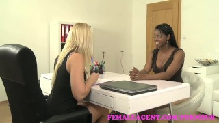 FemaleAgent Confident English beauty in superb lesbian casting  british hd ebony audition sexy amateur blonde english casting busty toys hardcore orgasms office lesbian reality czech interview femaleagent agent