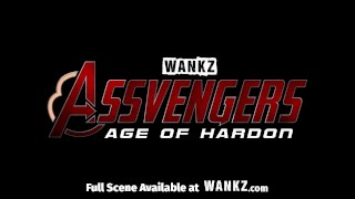 Assvengers Porn Parody - Episode I: Rise of the Hardon!