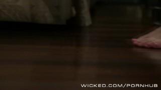 Preview 1 of Wicked - Allie Haze spies of boy next door