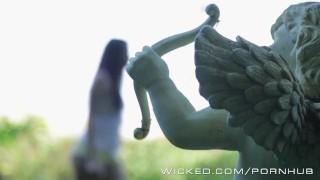 Preview 2 of Wicked - Allie Haze spies of boy next door