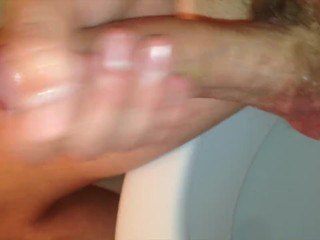 Challenge you to suck my dick after i peed on my dirty dick