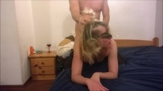 BRUTAL ROUGH HARD FUCK, FACE FUCK AND ANAL FISTING. AMATEUR GORGEUS GIRL  deep throat real orgasm brutal face fuck brutal femdom blowjob amateur hardcore rough rough anal deepthroat doggystyle hard orgasm female domination anal fisting fisting
