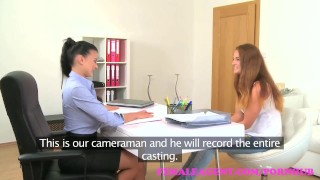FemaleAgent. New sexy busty agent loves the taste of pussy  hd audition sexy lesbo amateur casting busty hardcore office czech orgasm interview pussy licking big boobs femaleagent agent