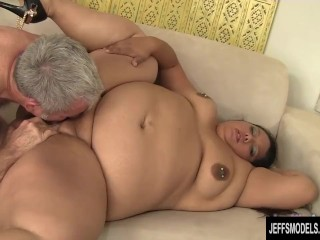Fatty Latina Lorelai Givemore gets fucked hard
