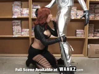 Assvengers porn parody episode iii assvengers assemble 9