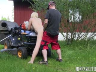 In Norway we fuck the gardener!