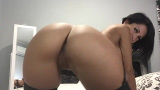 Anisyia livejasmin HighHeels video request for contest#1 user SpanishDoctor