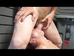 Deep Throat Cum - Scene 1