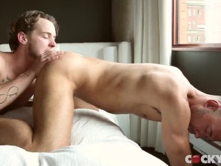 Brandon Jones & Colton Grey Flip-Fuck
