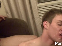 Cum Suckers 21 - Scene 1