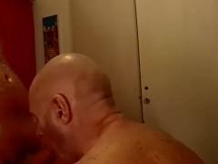 Masaje sexual oral profundo