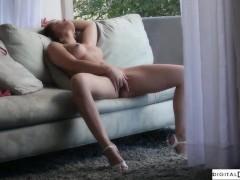 Dani Daniels Beautiful Babe Being Naughty