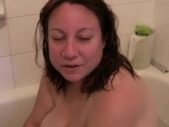 Shaving My Pussy and Underarms