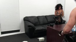 Teen Marie Assfucked and Facialed on Casting Couch