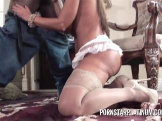 PornstarPlatinum – Lisa Ann needs big black cock