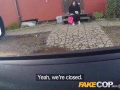 Fake Cop – Policemans uniform makes their pussy wet