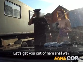 Cop Policemans Makes Their Pussy Wet